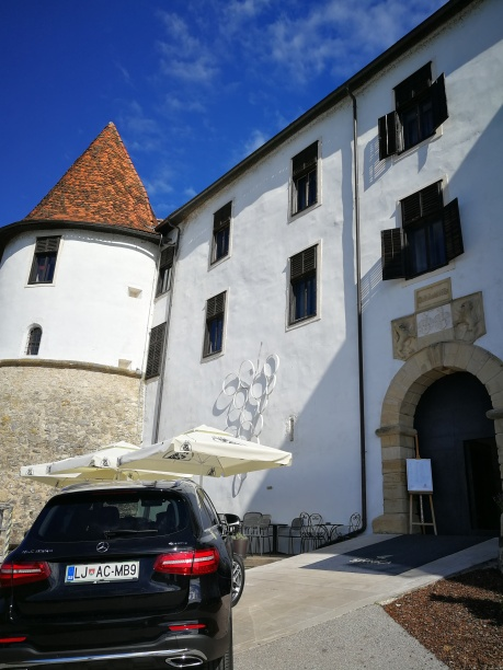 Pred vhodom v grad