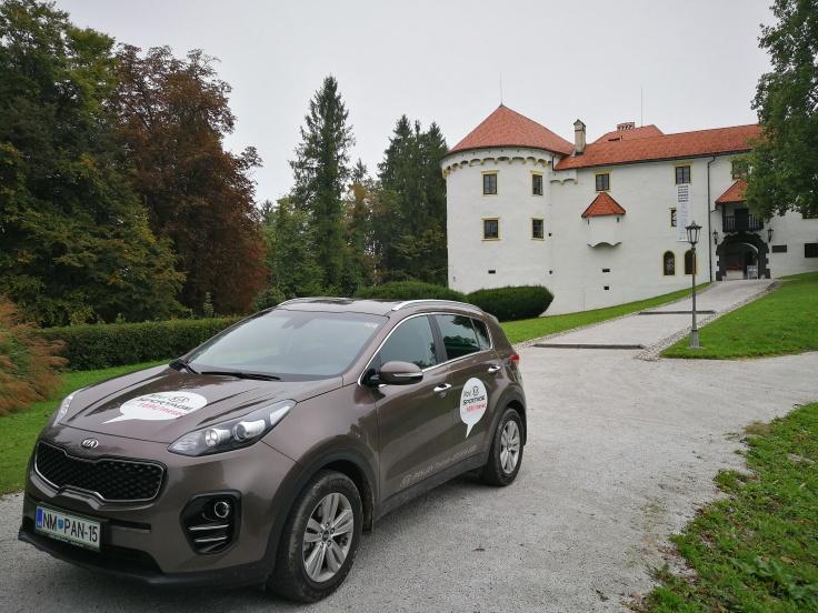 Kia Sportage, 1.7 CRDi (FWD)