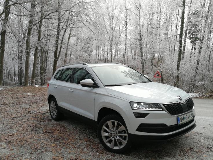 Škoda KAROQ, Style 2.0 TDI, 4x4