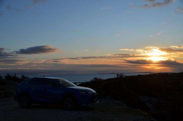 Sunrise in Mali Lošinj