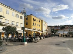 Osrednji trg v centru mesta