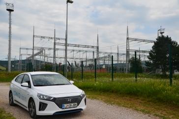 Hyundai IONIQ 1,6 GDI, PLUG-IN HYBRID.