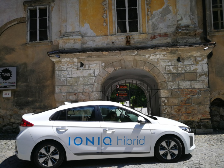 Hyundai IONIQ, 1,6 GDI, PLUG-IN HYBRID, PREMIUM.