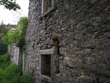 Tipična kraška hiša.