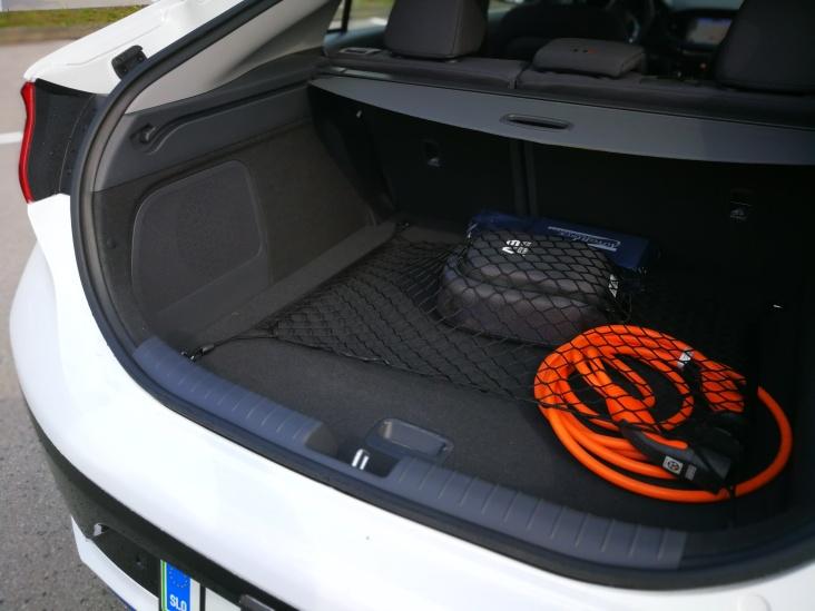 Prtljažnik - 550 l