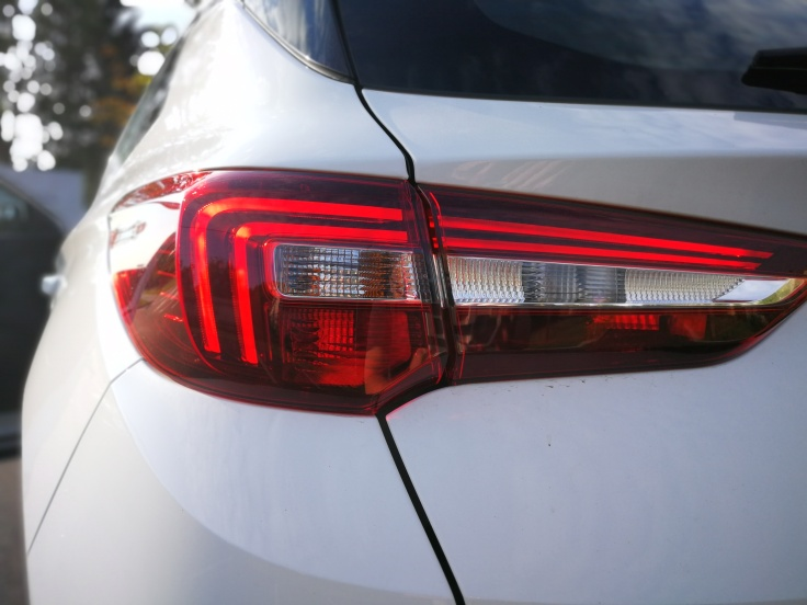 Opel's LED signature