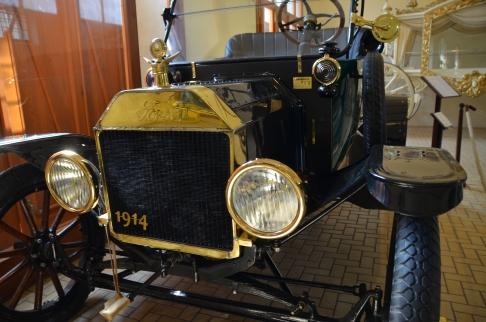 FORD T model, l. 1914