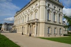 Prečudovita arhitektura dvorcev v Keszthely-ju