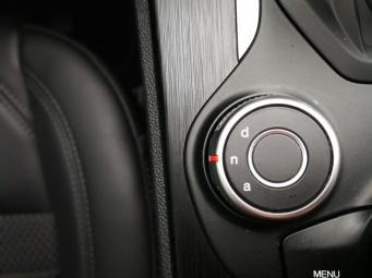 Znameniti DNA gumb - za izbor voznih programov